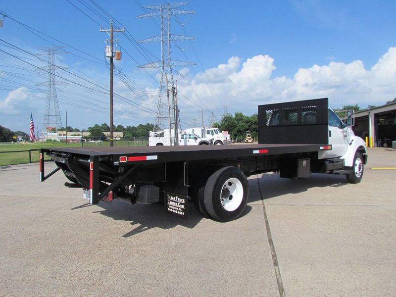 2005 Ford F750 Flatbed - 17474280 - 10
