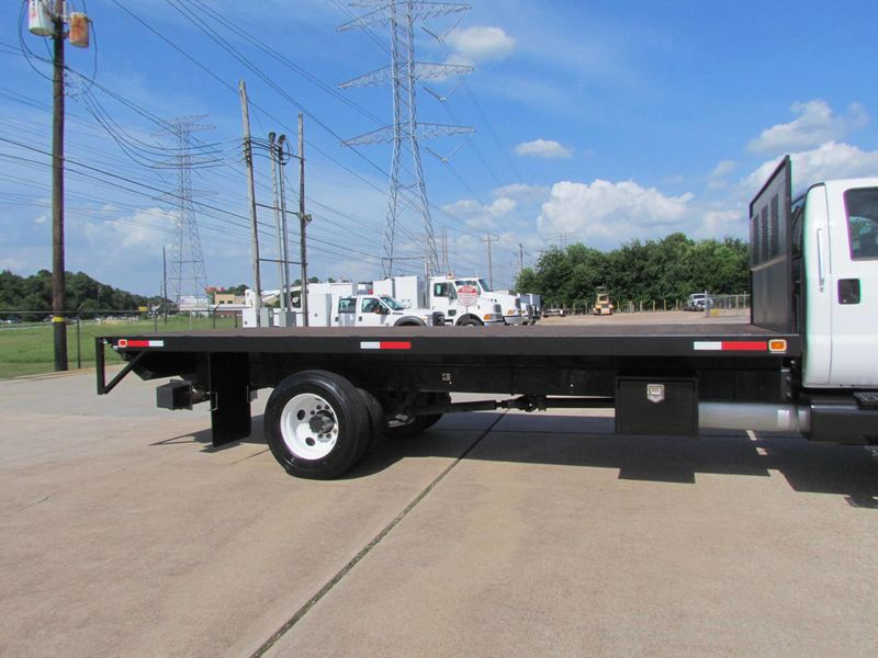 2005 Ford F750 Flatbed - 17474280 - 12