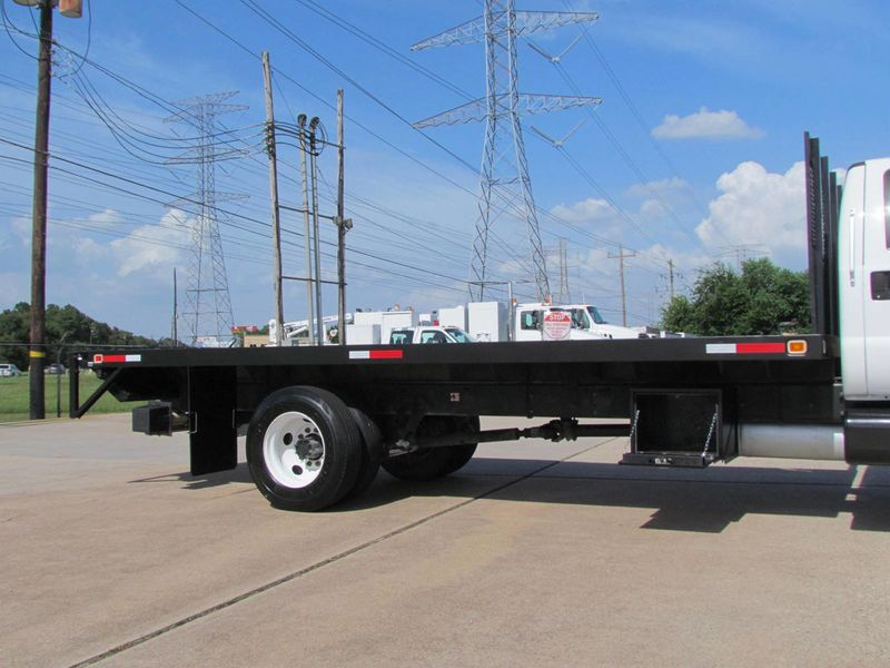 2005 Ford F750 Flatbed - 17474280 - 13