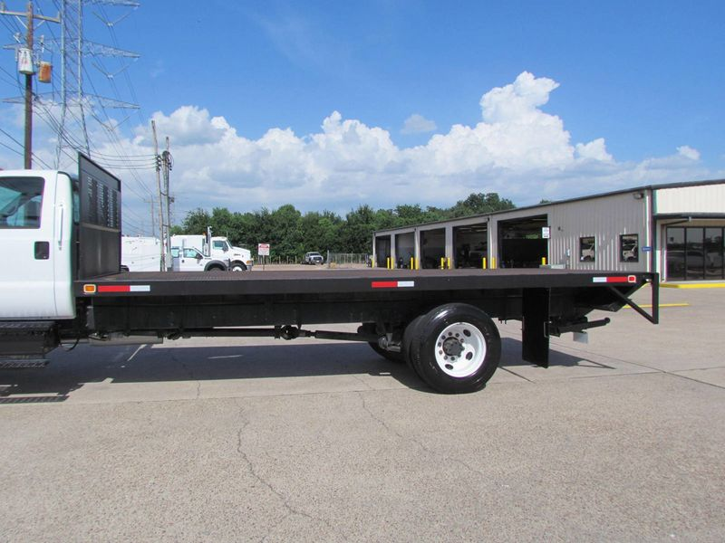 2005 Ford F750 Flatbed - 17474280 - 5