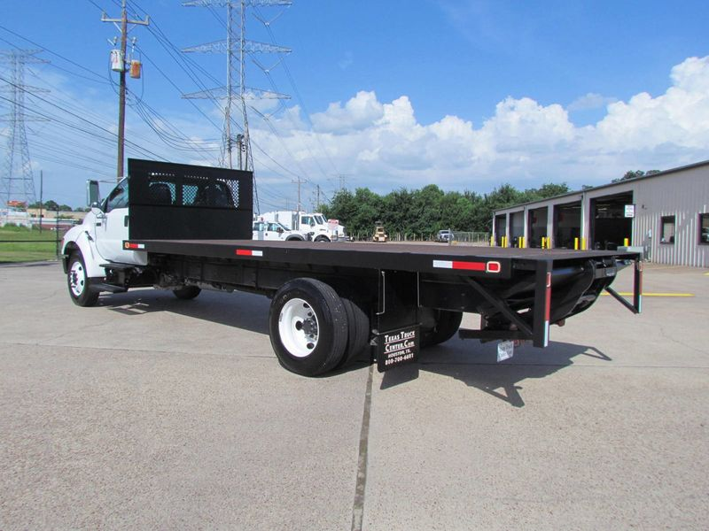 2005 Ford F750 Flatbed - 17474280 - 6