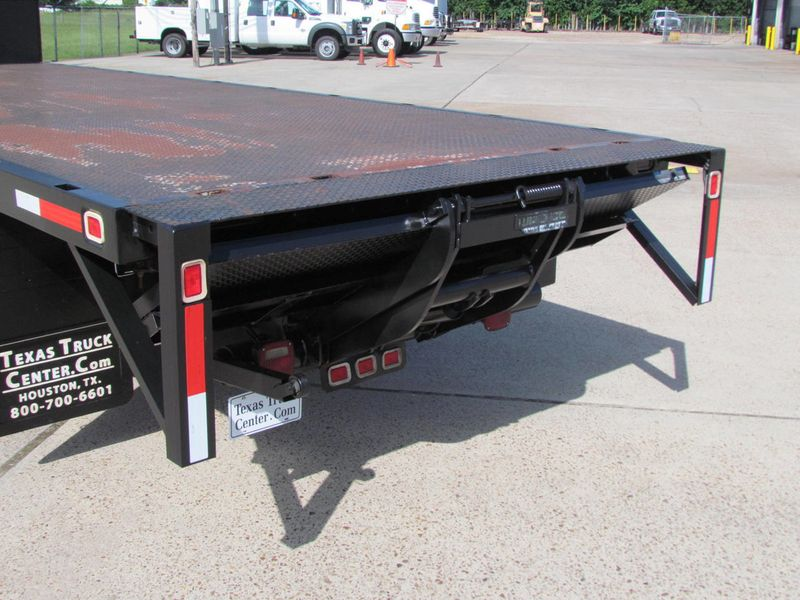 2005 Ford F750 Flatbed - 17474280 - 7