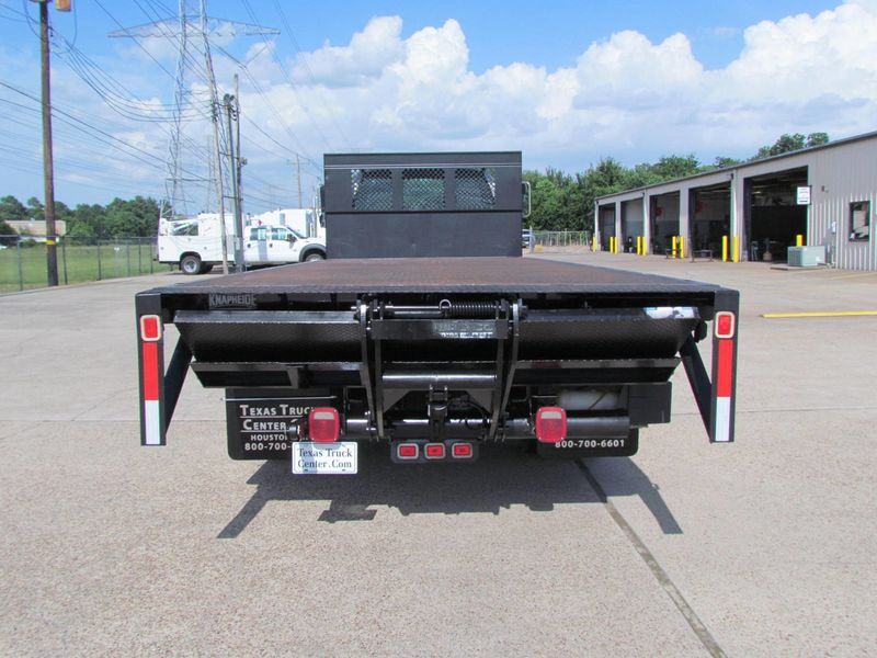 2005 Ford F750 Flatbed - 17474280 - 8