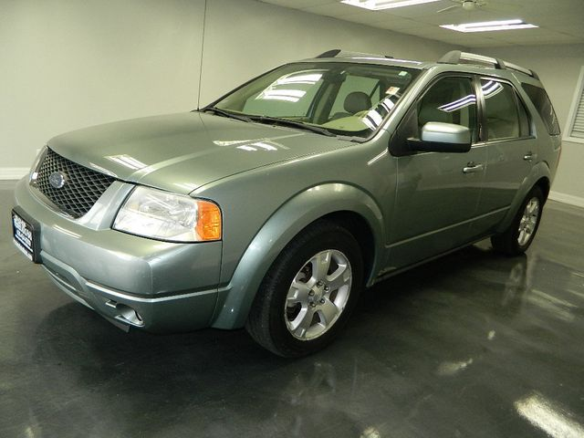 Ford Freestyle For Sale >> 2005 Used Ford Freestyle 2005 FORD FREESTYLE LIMITED AWD WAGON WITH SUNROOF AND 3RD ROW at ...