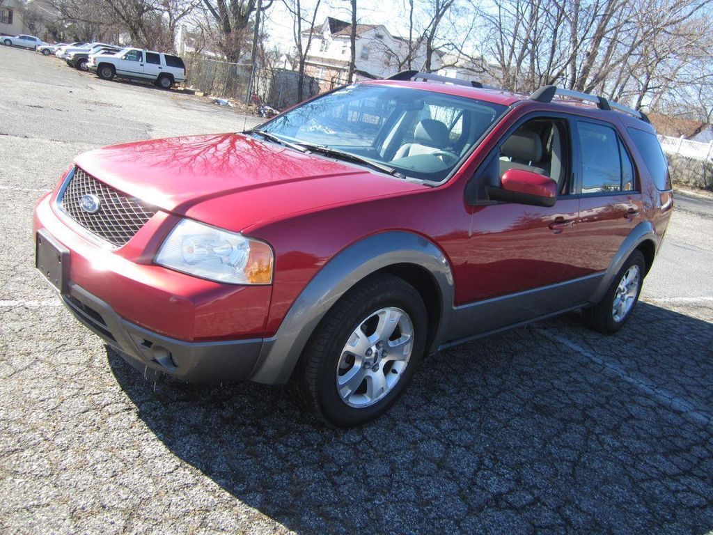 2007 Ford Freestyle Trailer Hitch Wiring Used Wagon Sel At Contact Us Serving Cherry 1024x768