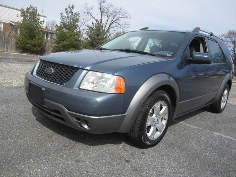 2005 Used Ford Freestyle 4dr Wagon Sel Awd At Contact Us Serving
