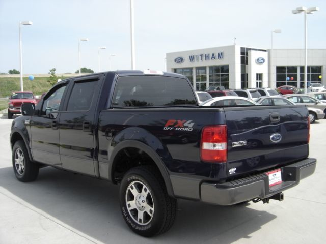 2005 Ford F150 Fx4 >> 2005 Ford F 150 Fx4 Truck Not Specified Not Specified For Sale Cedar