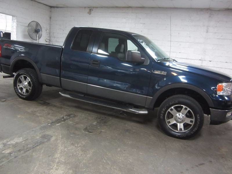 2005 Ford F150 Fx4 >> 2005 Used Ford F 150 Fx4 4x4 Ext Cab At Contact Us Serving