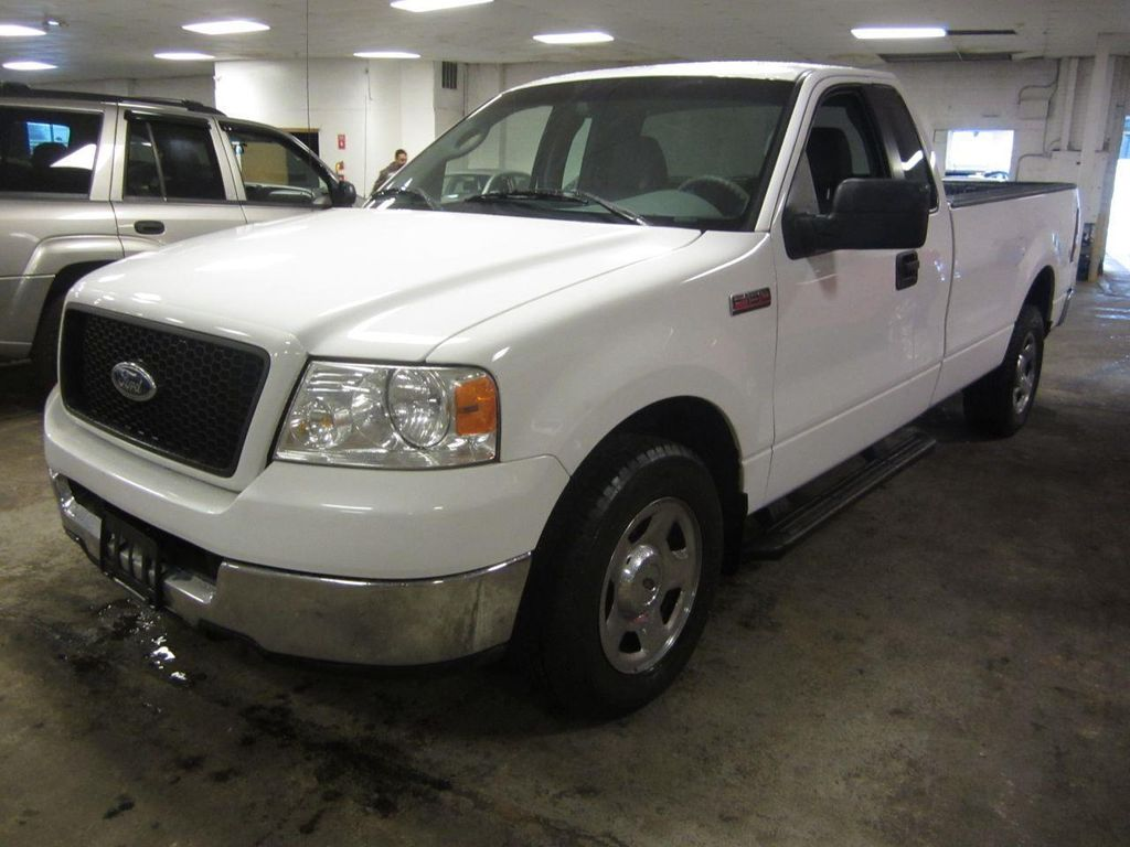 2005 Ford F 150 Xl >> 2005 Used Ford F 150 Xl Long Bed 4 6l V8 At Contact Us