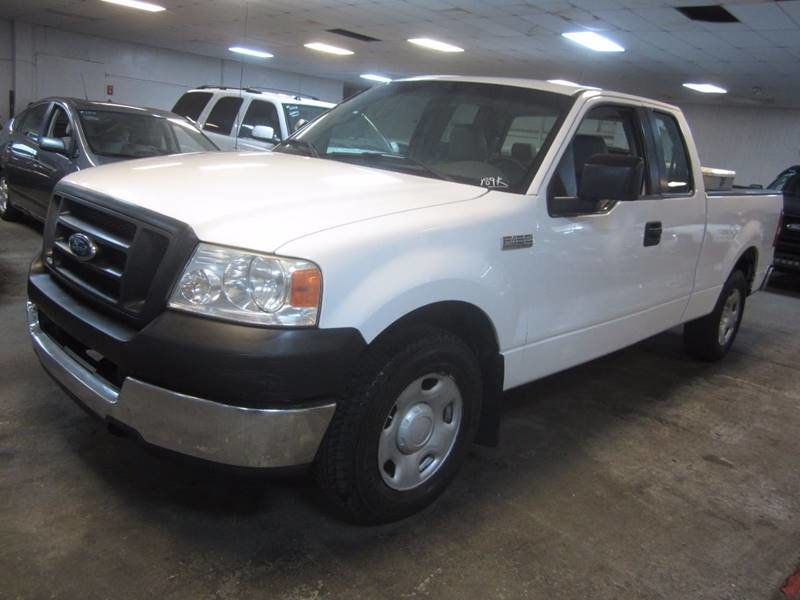 2005 Ford F 150 Xl >> 2005 Used Ford F 150 Xl Super Cab V8 At Contact Us Serving