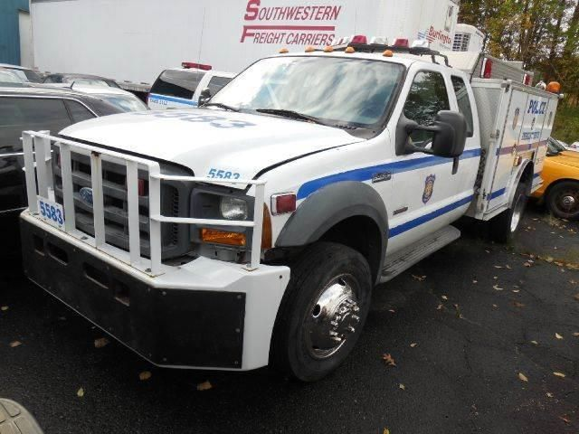 2005 Ford F-450 Super Duty XL ESU