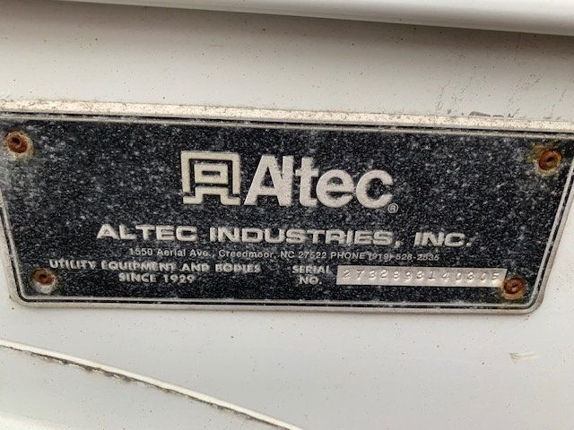 2005 Ford F-750 47 FOOT OVER CENTER ALTEC BUCKET BOOM TRUCK - 18368583 - 21
