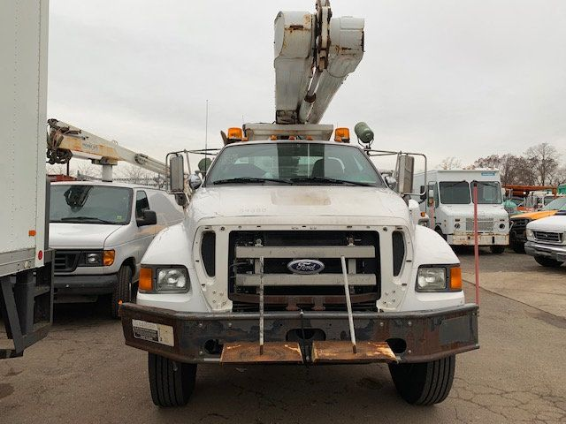 2005 Ford F-750 47 FOOT OVER CENTER ALTEC BUCKET BOOM TRUCK - 18368583 - 33
