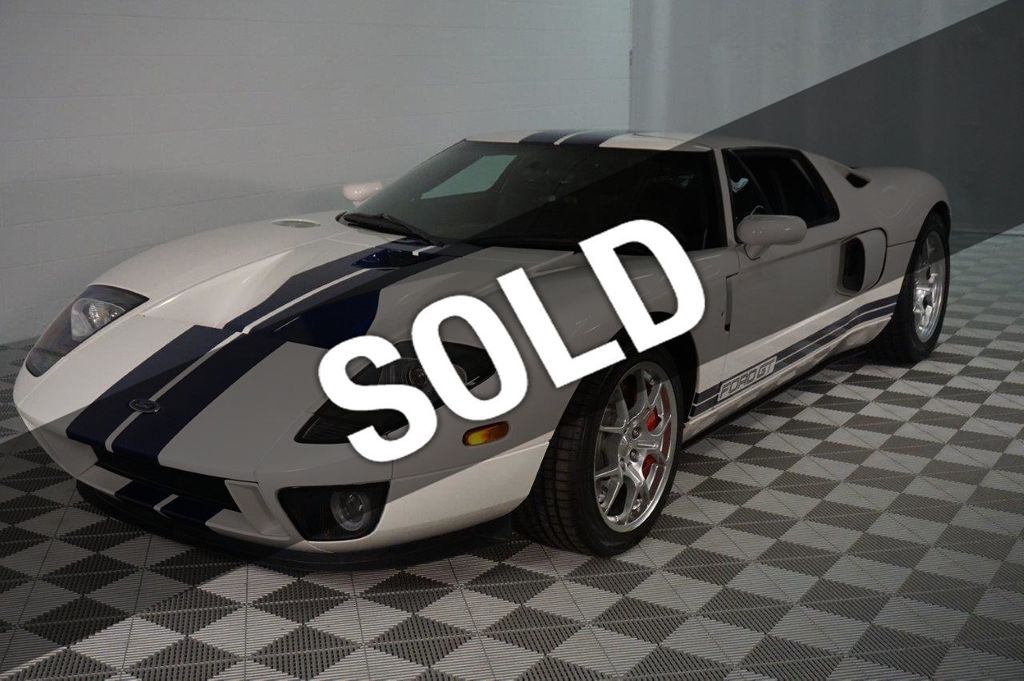 2005 Ford GT 2dr Coupe Coupe for Sale in Novi, MI - $375,000 on Motorcar.com