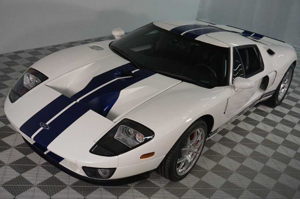 2005 Ford GT 2dr Coupe - 15042143 - 11