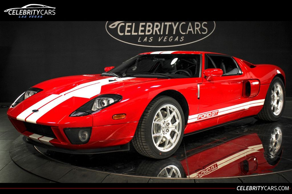 Ford Gt  Miles On Mso