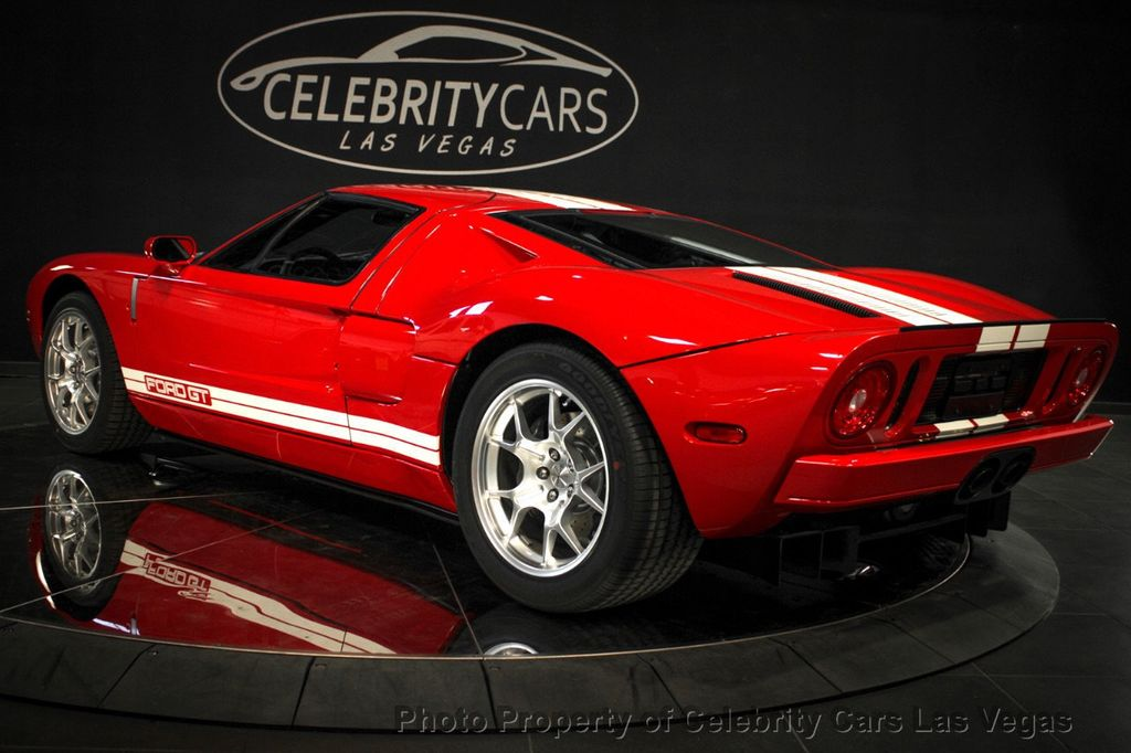 2005 Ford GT 42 Miles, On MSO - 17978937 - 4