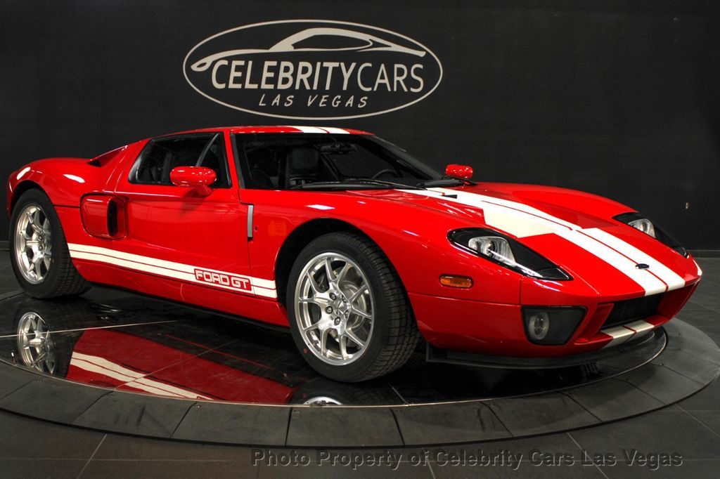 2005 Ford GT 42 Miles, On MSO - 17978937 - 8
