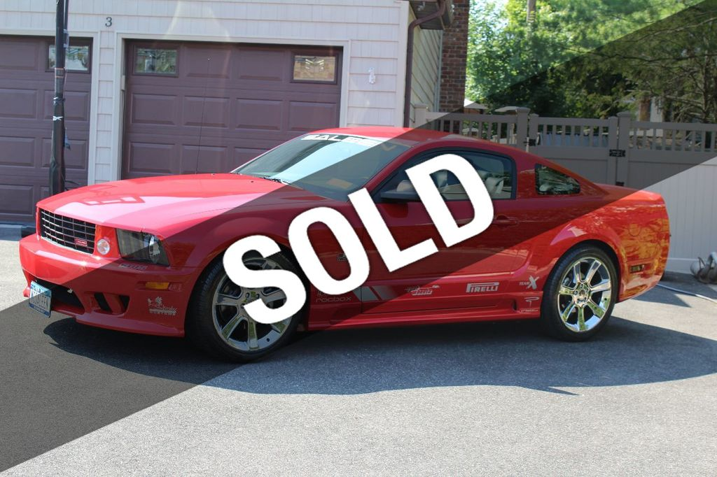 2005 used ford mustang saleen s231 at webe autos serving long island ny iid 16744522. Black Bedroom Furniture Sets. Home Design Ideas