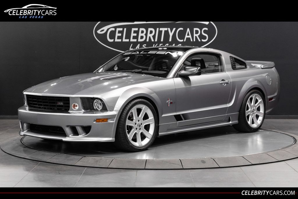 2005 Ford Mustang Saleen S281 Ford Mustang Coupe - 12916271 - 0