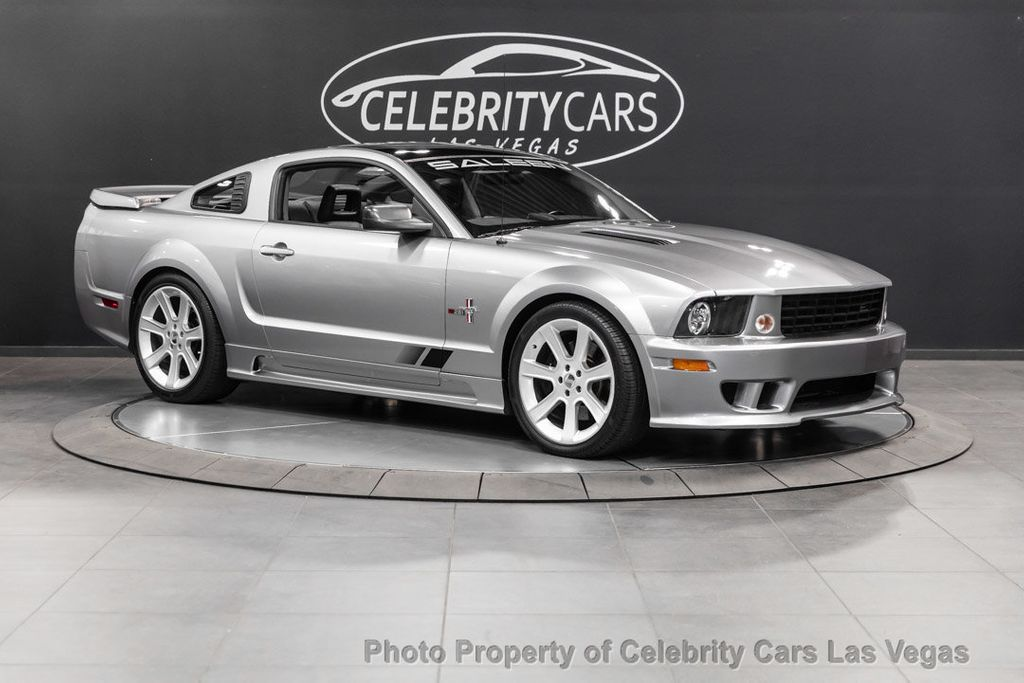 2005 Ford Mustang Saleen S281 Ford Mustang Coupe - 12916271 - 9