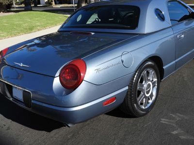 2005 Ford Thunderbird 2dr Convertible 50th Anniversary - Click to see full-size photo viewer