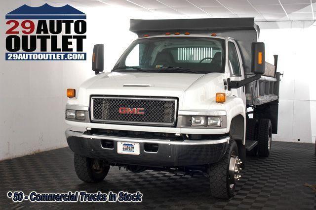 2005 Used Gmc C4500 4500 4x4 6 6 Duramax Diesel 11ft