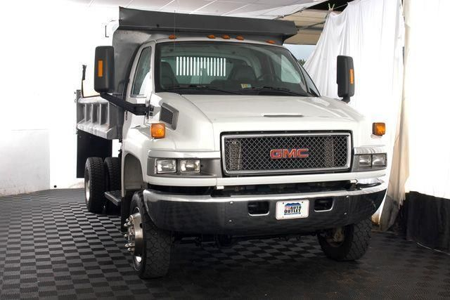 4X4 Trucks For Sale In Va >> 2005 Used GMC C4500 4500 * 4X4 * 6.6 DURAMAX DIESEL * 11FT CONTRACTOR DUMP at Country Commercial ...