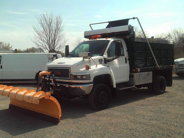 2005 Used Gmc C4500 At Country Commercial Center Serving Warrenton