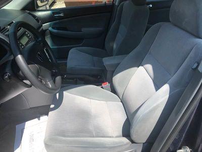 2005 Honda Accord Sedan LX Automatic - Click to see full-size photo viewer