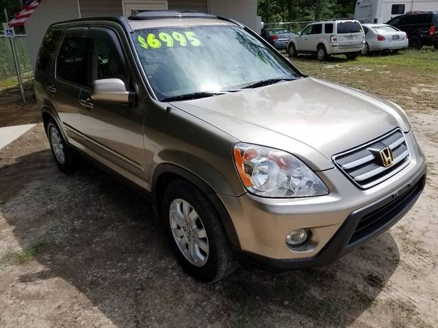 2005 Honda Cr V 4wd Ex Automatic Se Suv For Sale In Florence Sc