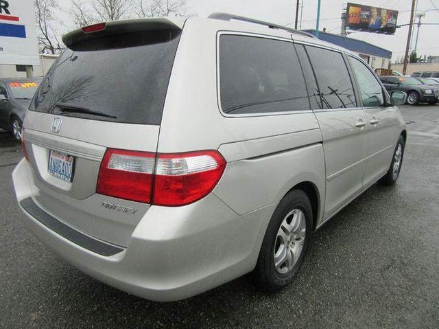 2005 Honda Odyssey EX L W/DVD W/Navi Mini Van 4dr And