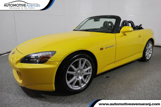 2005 Honda S2000 Mt Convertible For