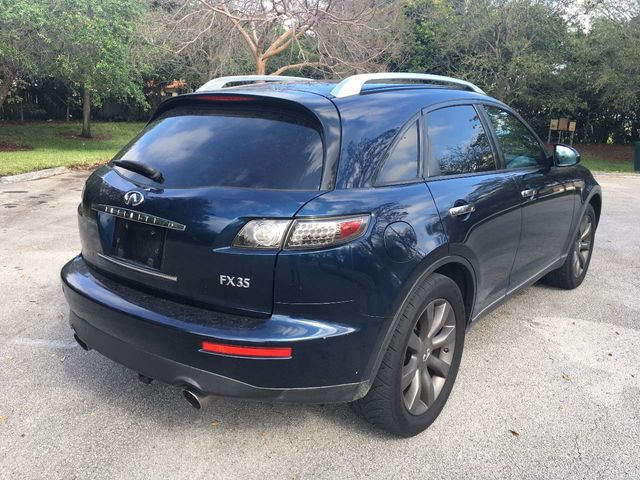 2005 Used INFINITI FX35 4dr 2WD at A Luxury Autos Serving Miramar ...