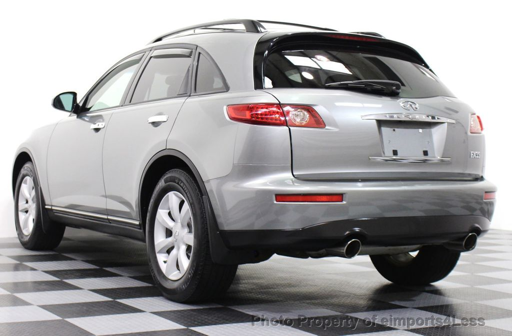 2005 used infiniti fx35 certified fx35 awd suv camera. Black Bedroom Furniture Sets. Home Design Ideas