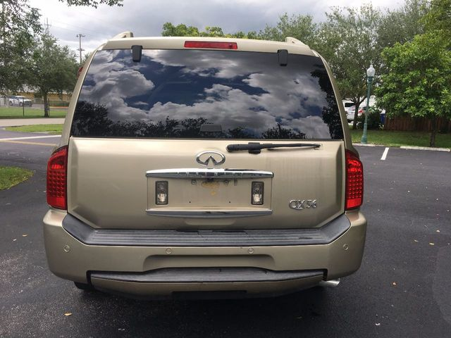 2005 INFINITI QX56 4dr 2WD - Click to see full-size photo viewer