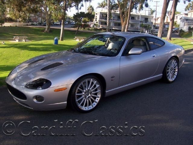 2005 Used Jaguar XK8 XKR Coupe at Cardiff Classics Serving Encinitas, IID  3631080