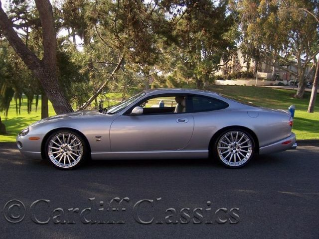 2005 Jaguar XK8 XKR Coupe   Click To See Full Size Photo Viewer