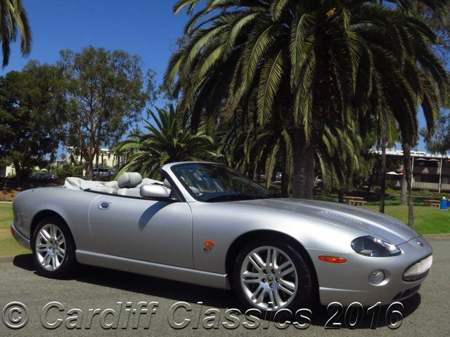 2005 Jaguar Xkr Supercharged Convertible Click To See Full Size Photo Viewer