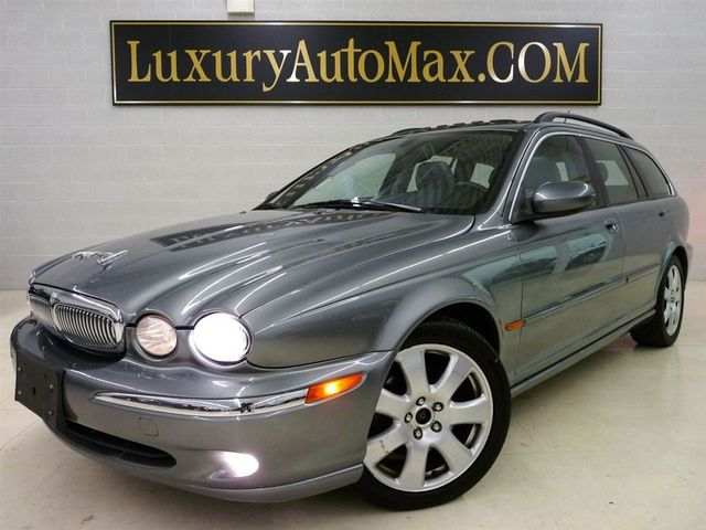 2005 Jaguar X Type