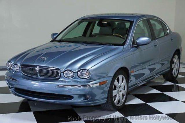 2005 Jaguar X Type 4dr Sdn 3.0L   12204806   1