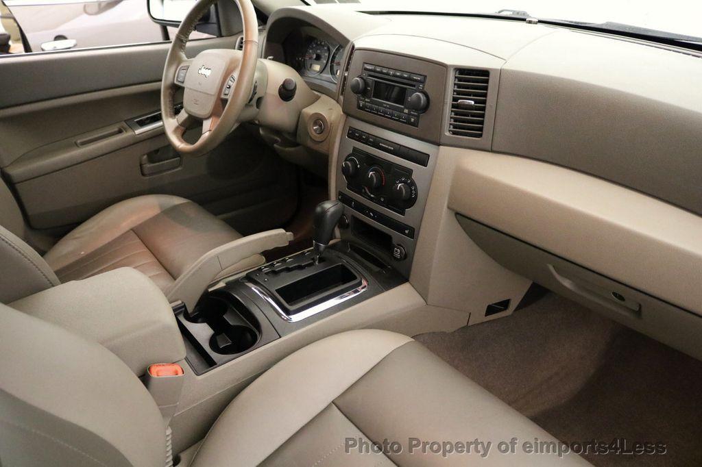 2005 used jeep grand cherokee certified grand cherokee v6 - 2005 jeep grand cherokee laredo interior ...