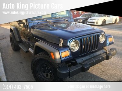 2005 Jeep Wrangler 2dr Unlimited LWB SUV