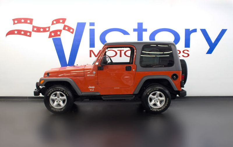 2005 Jeep Wrangler. Sport