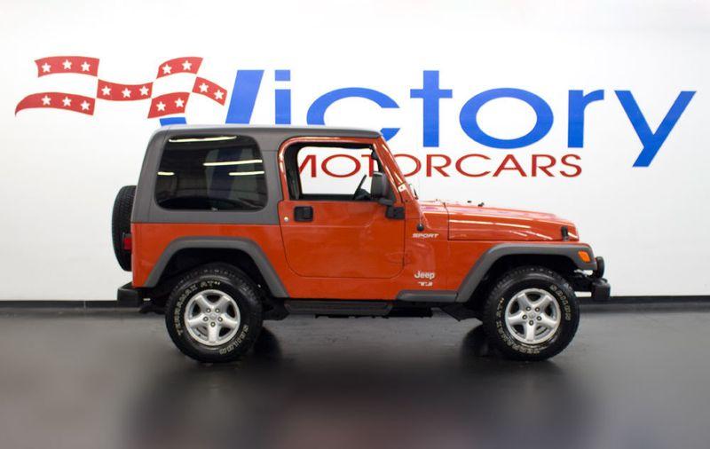 2005 Jeep Wrangler Sport   17159148   5