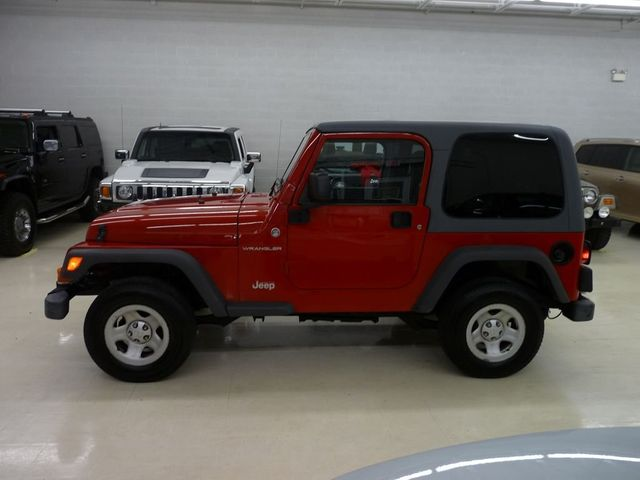 2005 Jeep Wrangler Sport   Click To See Full Size Photo Viewer