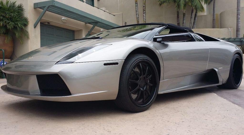 2005 Lamborghini Murcielago Spyder MURCIELAGO SPYDER - 15590978 - 9