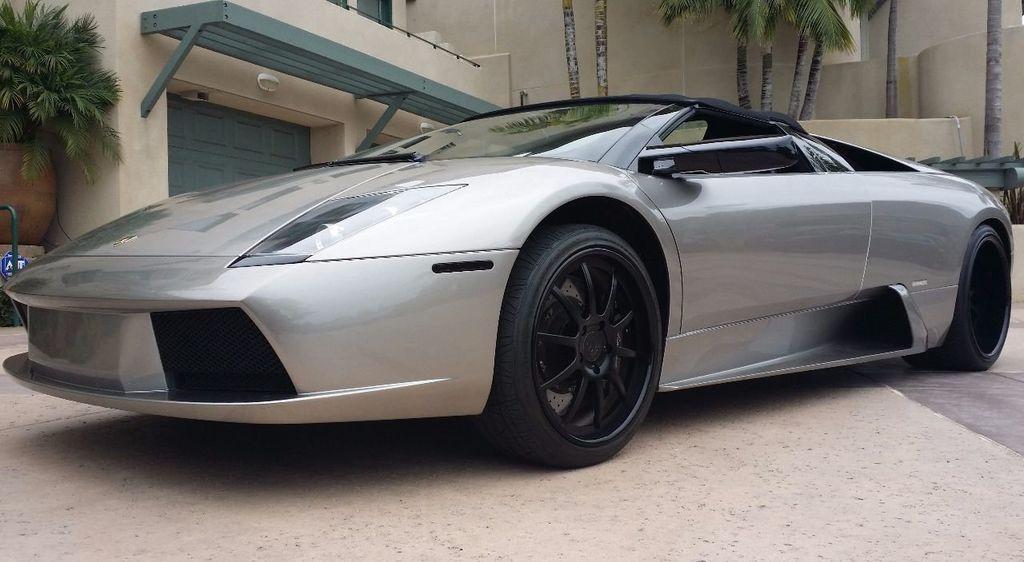 2005 Lamborghini Murcielago Spyder MURCIELAGO SPYDER - 15590978 - 33