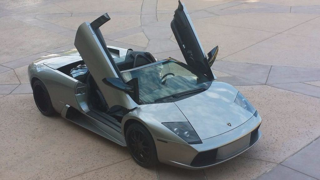 2005 Lamborghini Murcielago Spyder MURCIELAGO SPYDER - 15590978 - 47