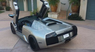 2005 Lamborghini Murcielago Spyder MURCIELAGO SPYDER - Click to see full-size photo viewer